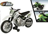 Wheelie Bike moto de cross blanc-Détail de l'article
