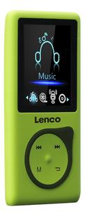 Lenco Mp4-speler MP-108 8 GB Lime-Linkerzijde