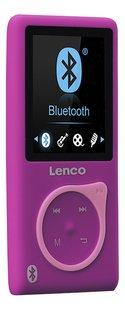 Lenco lecteur MP4 Bluetooth MP-208 8 Go Pink-Côté gauche
