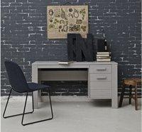 Bureau Dennis gris béton-Image 1