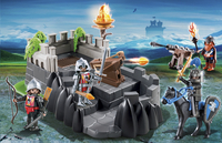 Playmobil Knights 6627 Vesting van de Drakenridders-Afbeelding 1