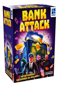 Bank Attack-Côté gauche