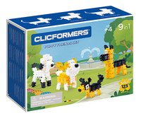 Clicformers Puppy Friends Set 9 in 1-Côté gauche