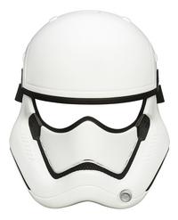 Masque Disney Star Wars Épisode VII Stormtrooper-Avant