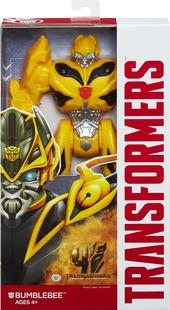 Figurine Transformers 4 Titan Heroes Bumblebee-Avant
