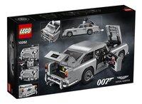 LEGO Creator Expert 10262 James Bond Aston Martin DB5-Achteraanzicht