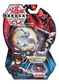 Bakugan Core Ball Pack - Haos Nillious-Vooraanzicht
