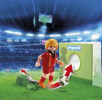 Playmobil Sports & Action 6897 Joueur équipe Belgique-Image 1