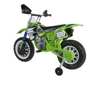 Injusa elektrische moto Cross CR Kawasaki-Rechterzijde