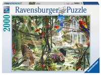 Ravensburger puzzle Animaux dans la jungle
