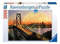 Ravensburger puzzle San Francisco de nuit