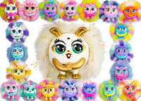 Silverlit peluche interactive Tiny Furries-Image 1