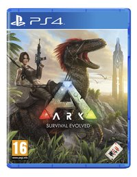 PS4 Ark: Survival Evolved ENG/FR