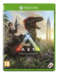 XBOX One Ark Survival Evolved FR/ANG