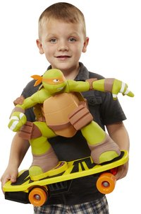 Teenage Mutant Ninja Turtles RC Skateboarding Mikey-Afbeelding 4