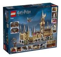 LEGO Harry Potter 71043 Kasteel Zweinstein-Achteraanzicht