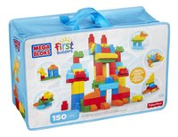 Mega Bloks First Builders Deluxe building bag-Linkerzijde