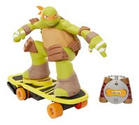 Teenage Mutant Ninja Turtles RC Skateboarding Mikey-Linkerzijde
