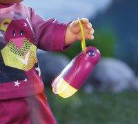 BABY born kledijset Play&Fun Nachtlampje-outfit roze-Afbeelding 1