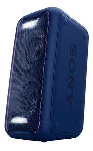 Sony luidspreker bluetooth GTK-XB5 blauw-Rechterzijde