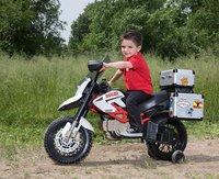 Peg-Pérego moto électrique Ducati Hypercross-Image 1