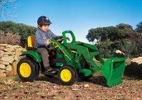 Peg-Pérego elektrische tractor John Deere Ground Loader-Afbeelding 1