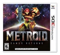Nintendo 3DS Metroid Samus Returns FR
