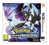 3DS Pokemon Ultra Lune FR
