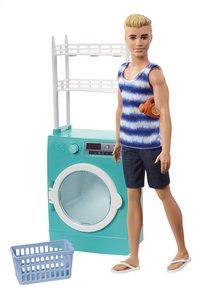 Barbie Ken et la machine à laver-commercieel beeld