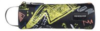 Quiksilver plumier Pencil Print Black Thunderbolts