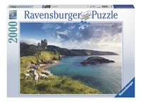 Ravensburger puzzel Het groene eiland-Vooraanzicht