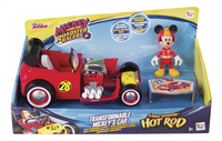 Bolide transformable avec figurine Disney Mickey et ses amis : Top Départ ! Mickey-Avant