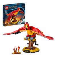 LEGO Harry Potter 76394 Felix, de feniks van Perkamentus-Artikeldetail