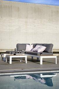 Ensemble Lounge Portals blanc-Image 1