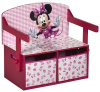 Banc 3 en 1 Minnie Mouse