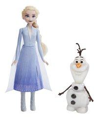 Disney Frozen II Elsa & Olaf-commercieel beeld