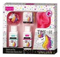 Bad- en douchegel Splash and Fun Unicorn Bath Set-Rechterzijde