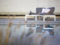 Ensemble Lounge Portals blanc-Image 2