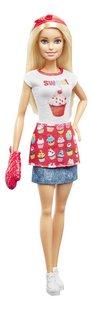 Barbie speelset Bakery Chef-Afbeelding 1