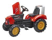 Falk tracteur avec remorque Supercharger rouge-Détail de l'article