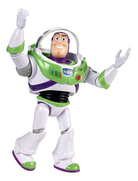 Actiefiguur Toy Story 4 Movie basic Buzz Lightyear-Linkerzijde
