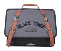 IKKS boekentas Black Tiger 38 cm