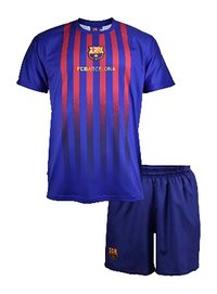 Voetbaloutfit FC Barcelona Messi 10-Vooraanzicht