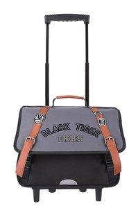 Trolley-boekentas Black Tiger 38 cm