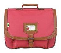 Tann's boekentas Les incontournables Hot Pink 38 cm