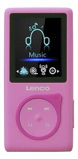 Lenco lecteur MP4 MP-108 8 Go Pink-Avant