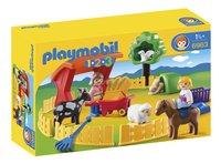 Playmobil 1.2.3 6963 Kinderboerderij
