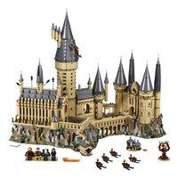 LEGO Harry Potter 71043 Kasteel Zweinstein-Vooraanzicht