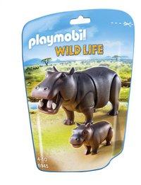 Playmobil Wild Life 6945 Nijlpaard met jong