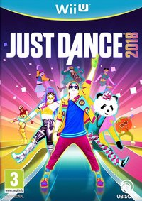 Wii U Just Dance 2018 ENG/FR